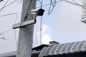Sóc Trăng: Hủy quyết định chi gần 1 tỉ đồng lắp camera tại nhà riêng cán bộ ban Thường vụ Tỉnh ủy