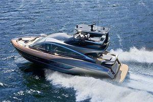 Ngắm du thuyền siêu sang Lexus, giá hứa hẹn siêu đắt đỏ