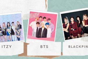 Top 20 MV KPop phát hành 2019 có lượt xem cao nhất trên Youtube: BTS và BlackPink 'đua' sát nút, bất ngờ với thứ hạng của tân binh ITZY