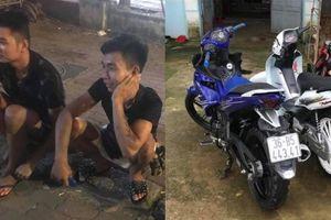Nghi can sát hại nam sinh 18 tuổi chạy Grab ở bãi đất hoang vẫn ngang nhiên đi xe máy của nạn nhân về thăm quê