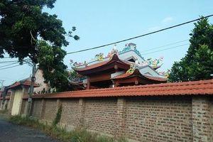 Hàng loạt sai phạm trên hàng lang sông Sắt: Huyện Ý Yên chỉ đạo, xã phớt lờ?