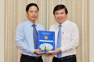 Tân Chánh Thanh tra TP. HCM Đặng Minh Đạt là ai?