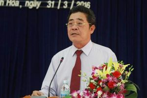 Mắc bệnh hiểm nghèo, Bí thư tỉnh Khánh Hòa Lê Thanh Quang 'tạm thoát' án kỷ luật