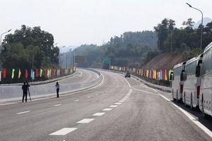Thông xe kỹ thuật tuyến cao tốc Bắc Giang - Lạng Sơn