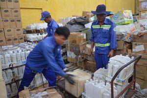 TP. Hồ Chí Minh tăng cường chống buôn lậu dịp cuối năm