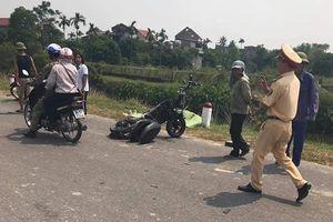 Hải Dương: Xe tải lao vào đoàn người đi đường, 2 học sinh tử vong