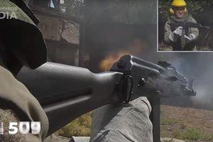 Nga chứng minh sức mạnh 'đáng gờm' của súng trường tấn công AK-74M