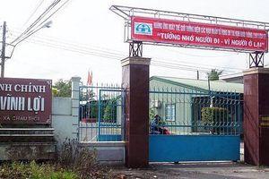 Kỷ luật Phó trưởng Ban Dân vận Huyện ủy Vĩnh Lợi, tỉnh Bạc Liêu