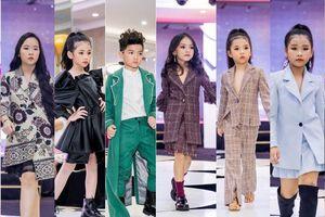 Siêu mẫu nhí tỏa sáng trong đêm khởi động Vietnam Kids Fashion Tour 2019
