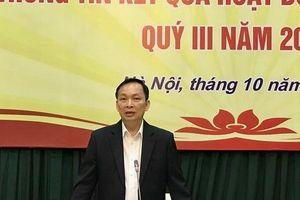 Phó Thống đốc Đào Minh Tú: 'Lãi suất là bài toán rất khó trong điều hành vĩ mô'