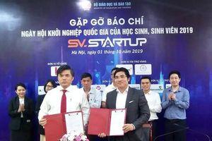 SV-STARTUP 2019: Bất ngờ chất lượng các dự án khởi nghiệp của học sinh, sinh viên tham gia dự thi