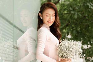 'Cô gái vàng' của Hoa hậu Việt Nam tốt nghiệp Đại học Ngoại thương loại xuất sắc