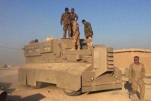 Iraq tố Israel đứng sau các vụ tấn công lực lượng bán quân sự