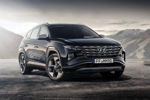 Hyundai Tucson 2021 sẽ có thiết kế sành điệu, nhiều tính năng