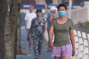 Bộ TN&MT khuyến cáo người dân trước tình trạng ô nhiễm không khí