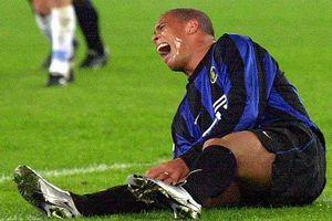 Ronaldo và những ngôi sao bị đứt dây chằng giống Xuân Trường