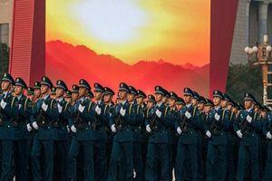 Trung Quốc duyệt binh kỷ niệm 70 năm Quốc khánh
