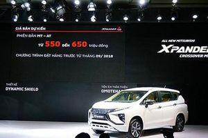 Hơn 14 nghìn xe Mitsubishi Xpander tại Việt Nam lỗi bơm xăng