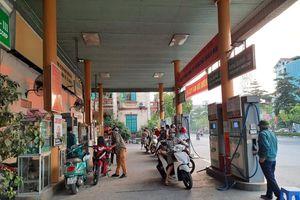 Giá xăng dầu tăng trở lại: Đảm bảo không tác động đến sản xuất kinh doanh