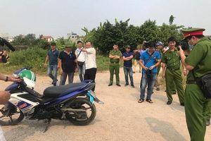 Hai nghi phạm sát hại nam sinh chạy Grab ở Hà Nội thực nghiệm hiện trường