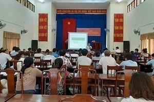 Nhiều tỉnh thành tổ chức tập huấn về an toàn thực phẩm
