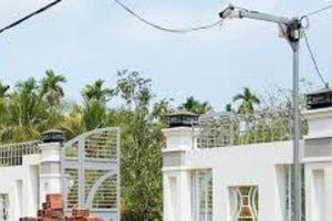 Thu hồi 883 triệu tiền lắp camera an ninh nhà riêng cán bộ Tỉnh ủy Sóc Trăng
