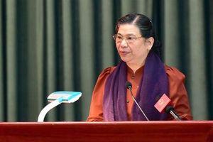 Lãnh đạo Quốc hội tiếp xúc cử tri