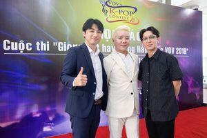 Dàn sao Hàn đình đám 'đổ bộ' sang Việt Nam tìm kiếm giọng hát hay K-Pop