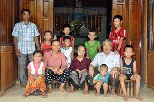 Một gia đình mẫu mực ở xứ Nghệ