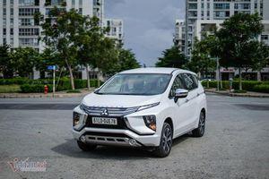 Triệu hồi 14.000 xe Mitsubishi Xpander tại Việt Nam để thay thế bơm xăng