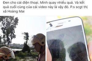 Xúc phạm CSGT Nghệ An trên Facebook, 2 người bị phạt 15 triệu