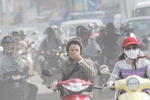 Ô nhiễm không khí Hà Nội: Chuyên gia 'bày cách' bảo vệ sức khỏe