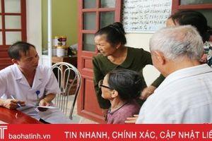Hà Tĩnh chủ động thích ứng với già hóa dân số