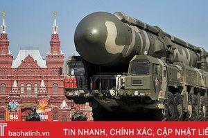 Nga bắn siêu tên lửa 'nắm đấm thép' tiêu diệt mục tiêu cách 5.500 km