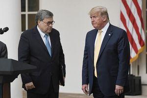 Tổng thống Trump 'xóa mờ' ranh giới giữa luật sư riêng và Bộ trưởng Tư pháp