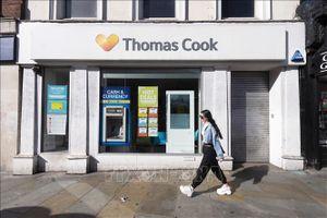 Anh điều tra công tác kiểm toán của Thomas Cook