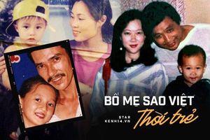 Xuýt xoa loạt ảnh hiếm của bố mẹ sao Việt thời trẻ: Đâu cần trang điểm vẫn quá đỉnh, bảo sao con nhan sắc chẳng vừa