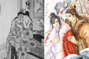 Bí mật những cuộc tình đồng tính của bậc đế vương