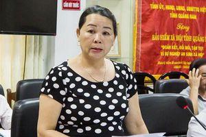Quảng Nam: Số lượng phụ nữ tham gia BHYT tăng qua các năm