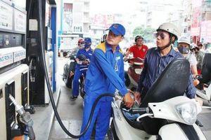 Giá xăng dầu tăng mạnh sau 4 lần giảm liên tiếp