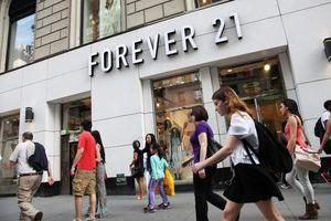 Forever 21 đệ đơn xin bảo hộ phá sản