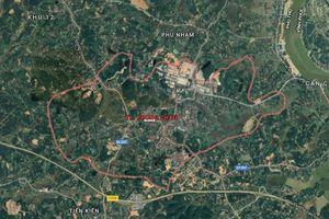 Phú Thọ chỉ định nhà đầu tư dự án khu đô thị hơn 830 tỷ đồng