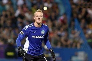 Lộ lý do thủ môn Wieger Sietsma chia tay CLB HAGL