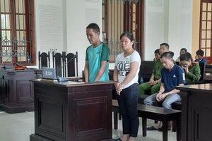 Giọt nước mắt muộn màng trong phiên tòa xét xử mua bán trẻ em