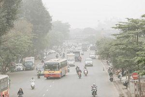 Tổng cục Môi trường thông tin về chất lượng không khí Hà Nội