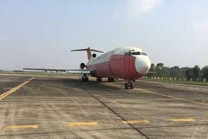 Khó có thể thực hiện 'đổi bánh, kẹo' lấy máy bay Boeing B727-200 'bỏ quên' ở Nội Bài