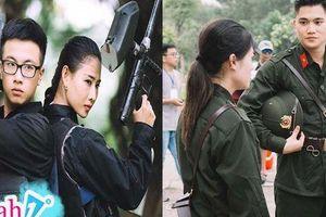 Dàn 'soái ca' công an nói gì sau khi đồng cam cộng khổ với sao Việt trong chương trình Mỹ nhân hành động?