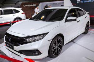 Honda Civic ra mắt bản nâng cấp mới, 'đe dọa' Mazda3