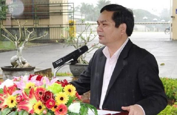 Kỷ luật Phó Ban Tổ chức Tỉnh ủy và Phó giám đốc Sở TNMT Quảng Ngãi