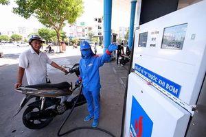 Giá xăng dầu tăng trở lại từ 18h00 ngày 1/10